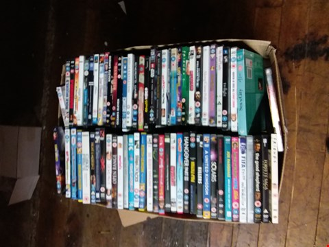 Lot 215 A LARGE QUANTITY OF ASSORTED MEDIA ITEMS