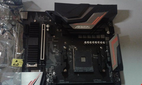 Lot 286 GIGABYTE X470 AORUS ULTRA GAMING AM4/DDR4 MOTHERBOARD