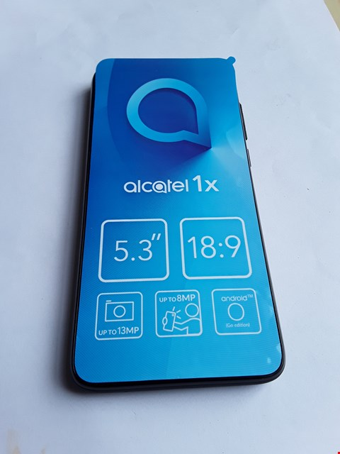 Lot 25 ALCATEL 1X 4G ANDROID SMARTPHONE