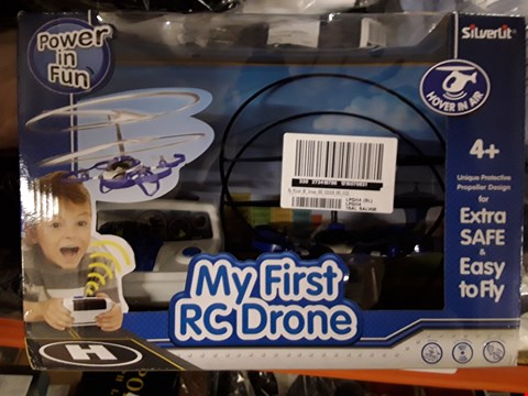 Lot 205 TWO GRADE 1 POWER IN FUN MY FIRST DRONES RRP £90
