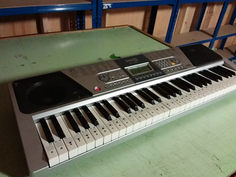 Lot 278 ROCKJAM SUPERKIT ELECTRONIC KEYBOARD