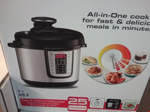 Lot 197 TEFAL ALL-IN-ONE COOKER