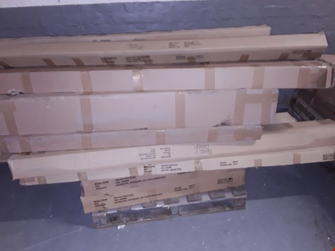 Lot 12292 PALLET OF ASSORTED FLAT PACK FURNITURE PARTS