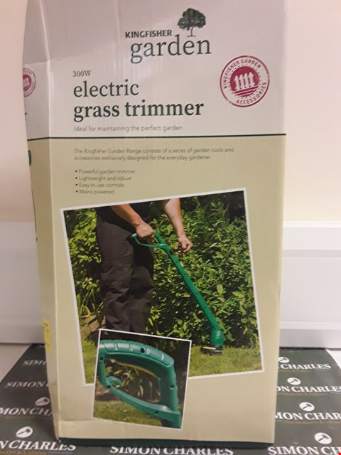 Lot 1557 KINGFISHER 300W ELECTRIC GRASS STRIMMER