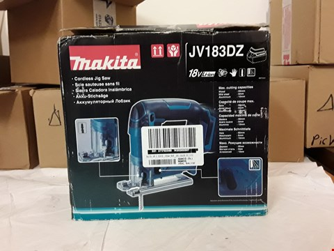 Lot 2031 MAKITA 18V G SERIES JIGSAW BODY ONLY RRP £79.99