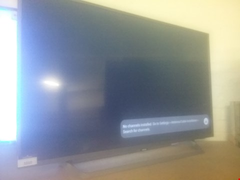 Lot 1010 PHILIPS 50PUS6262 50 INCH, 4K ULTRA HD, HDR, SMART TV, FREEVIEW HD, FREEVIEW PLAY AND AMBILIGHT RRP £709