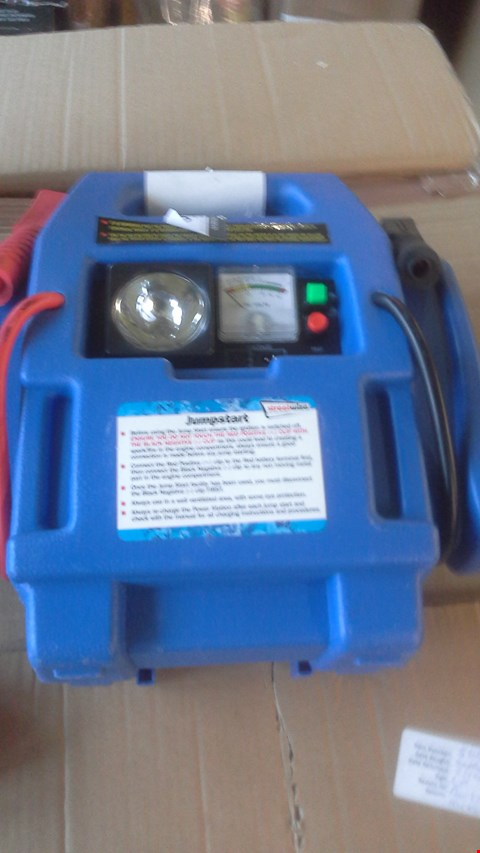Lot 2104 PORTABLE POWER STATION BLUE