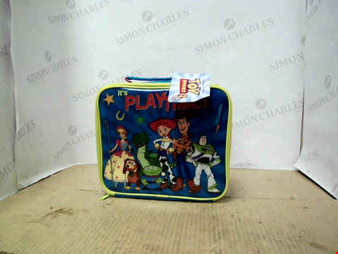 Lot 13627 TOY STORY RECTANGULAR LUNCH BAG RRP £21.99