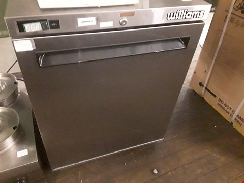 Lot 13598 COMMERCIAL STAINLESS STEEL WILLIAMS UNDER COUNTER FRIDGE