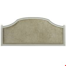 Lot 3063 DESIGNER BOXED ABELLA 6' HEADBOARD IN CLOUD RRP £341.00