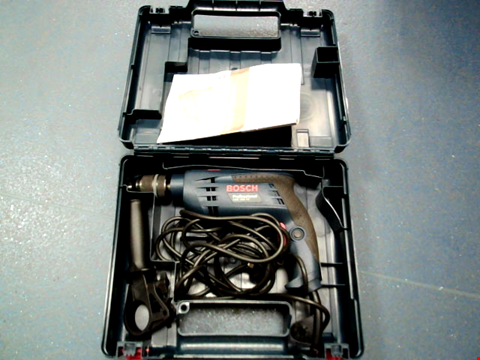 Lot 5006 BOSCH PROFESSIONAL GSB 1600 RE CORDED 240 V IMPACT DRILL