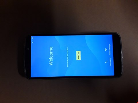 Lot 2149 MOTOROLA MOTO G6 PLAY - INDIGO RRP £219