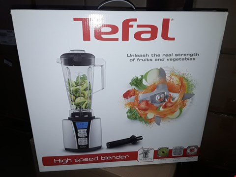 Lot 2502 BOXED BRAND NEW TEFAL HIGH SPEED BLENDER BL936E42