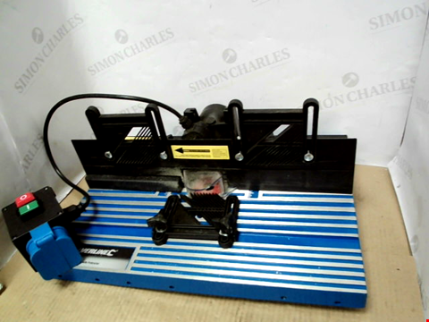 Lot 11255 SILVERLINE ROUTER TABLE WITH PROTRACTOR