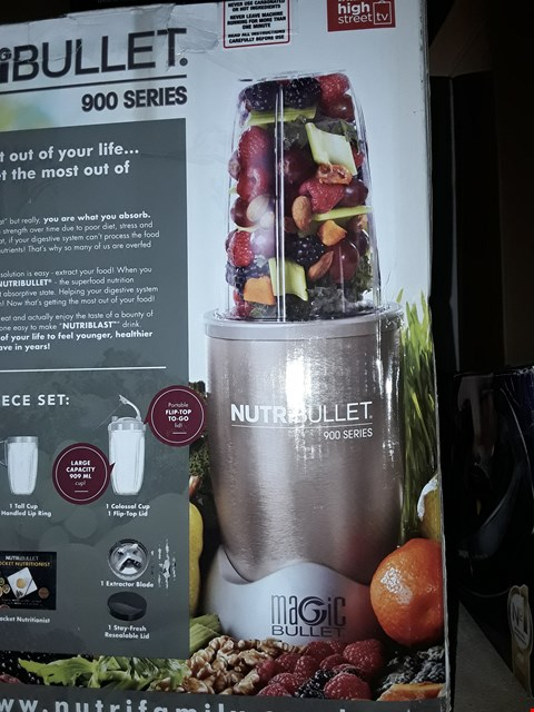 Lot 5413 NUTRIBULLET 900 SERIES BLENDER