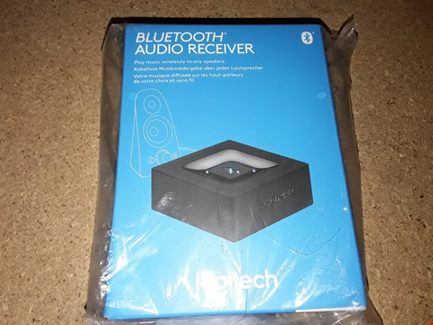 Lot 8111 LOGITECH BLUETOOTH AUDIO RECEIVER