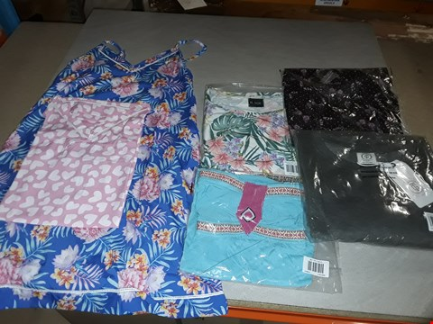 Lot 3060 LARGE QUANTITY OF ASSORTED CLOTHING ITEMS TO INCLUDE FINEST MADE JUMPERS AND VSRIOUS B.YOU LADIES TOPS (3 BOXES)