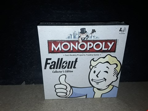 Lot 3023 MONOPOLY FALLOUT OUT