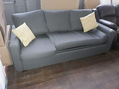 Lot 7053 GREY FABRIC METAL ACTION SOFABED