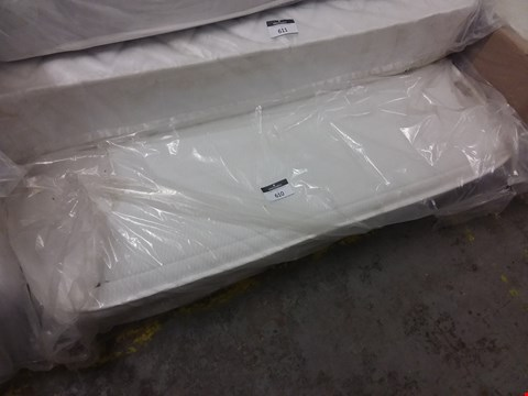 Lot 610 BAGGED 120CM MATTRESS