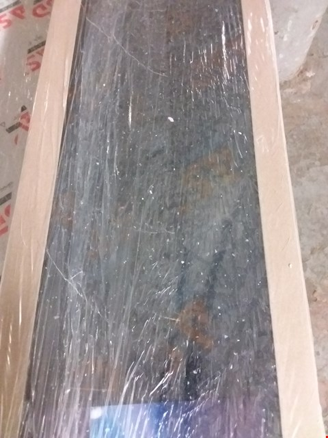 Lot 304 QUALITY POSTFORMED WORKTOP APPROXIMATELY 2004 X 254 X 22MM - BLACK COSMIC GLOSS RRP £93