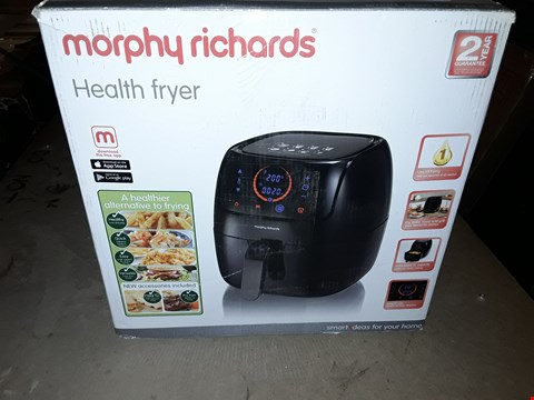 Lot 364 MORPHY RICHARDS 480002 HEALTH FRYER