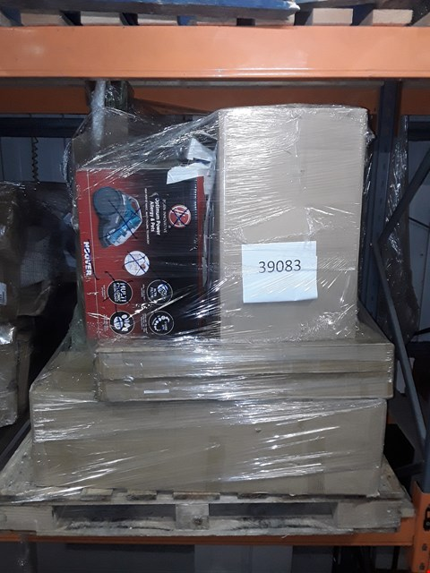 Lot 8042 PALLET OF APPROXIMATELY 12 ASSORTED ITEMS, TO INCLUDE: