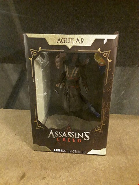 Lot 3041 ASSASSINS CREED COLLECTABLE FIGURE AGÙILAR