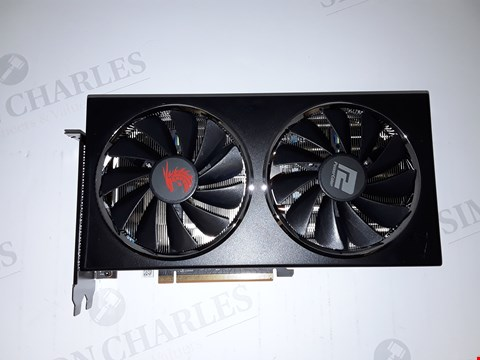 Lot 17623 POWERCOLOR RED DRAGON RADEON™ RX 5600 XT GRAPHICS CARD