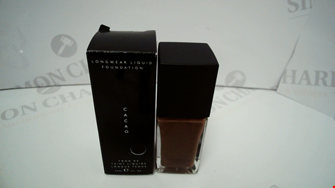 Lot 7537 BRAND NEW TOPSHOP LONGWEAR LIQUID FOUNDATION CACAO