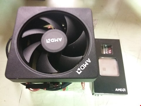 Lot 345 AMD FX 8350 BLACK EDITION 4.00 GHZ 8 MB 125 W OCTA CORE PROCESSOR WITH HBX WRAITH COOLER