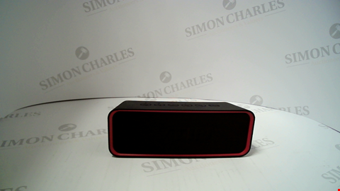 Lot 17211 VTIN R2 PORTABLE BLUETOOTH SPEAKER WITH BASS BOOST