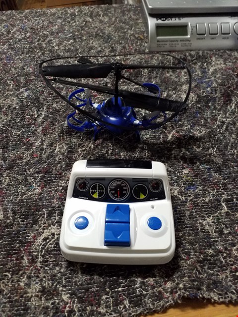 Lot 7256 MY FIRST RC DRONE  RRP £44.99