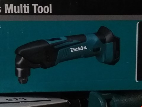 Lot 625 MAKITA DTM50 CORDLESS MULTITOOL