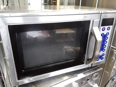 Lot 13559 COMMERCIAL MERRYCHEF COMBINATION MICROWAVE OVEN 1800W