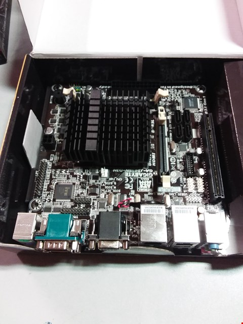 Lot 12228 GIGABYTE GA-J3455-D3H INTEL MINI-ITX MOTHERBOARD