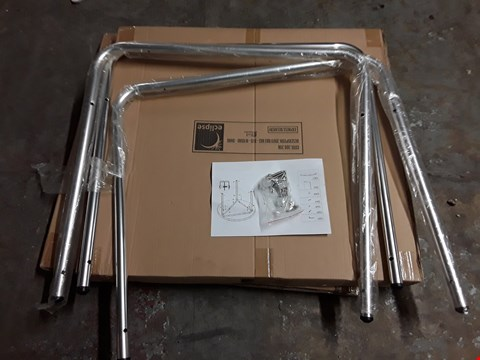Lot 594 LOT OF 3 BOXES OF ZENITH TABLE BASES - NO TOPS