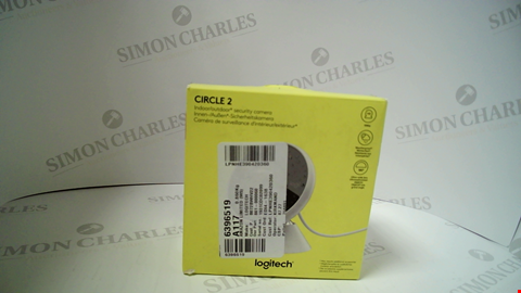 Lot 17200 LOGITECH CIRCLE 2 SECURITY CAMERA