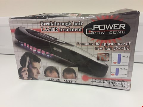 Lot 1444 BOXED POWER GROW COMB
