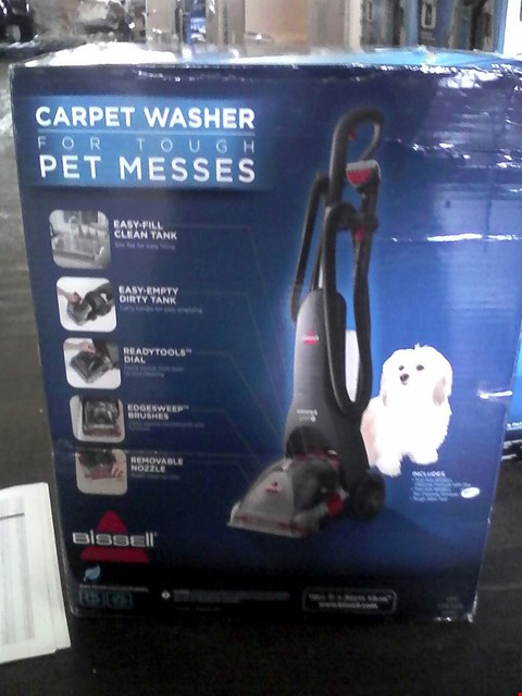 Lot 2085 BISSELL INSTACLEAN PET CARPET WASHER