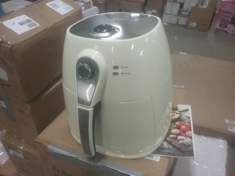Lot 2280 COOK'S ESSENTIALS AIRFRYER IN RED
