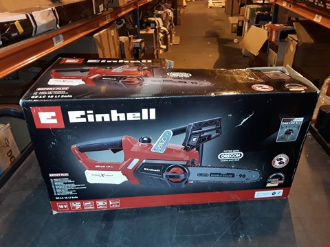 Lot 1294 EINHELL CORDLESS CHAINSAW