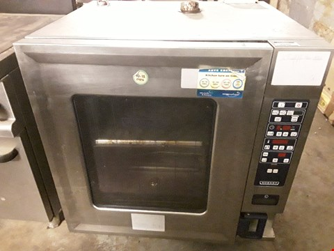 Lot 9062 COMMERCIAL STAINLESS STEEL HOBART STEAM OVEN