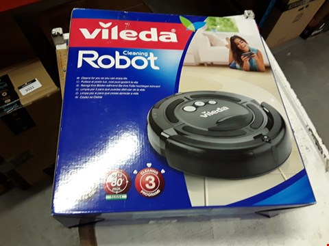 Lot 3005 VILEDA CLEANING ROBOT