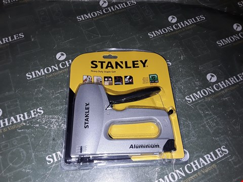 Lot 1413 STANLEY HEAVY DUTY STAPLE GUN