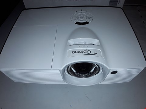 Lot 12756 OPTOMA SPECIAL EDITION DARBEE PROJECTOR