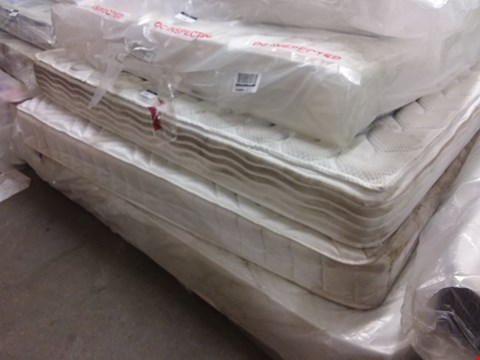 Lot 639 2 UNBAGGED MATTRESSES