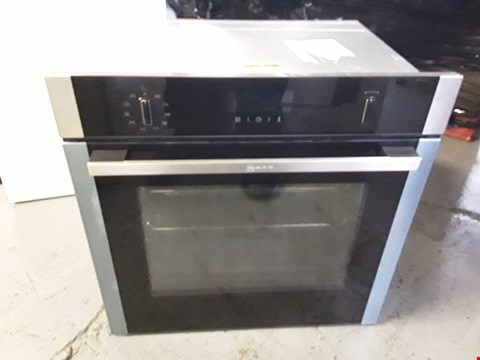 Lot 187 NEFF INTEGRATED SINGLE OVEN