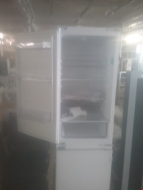 Lot 169 BEKO WHITE INTEGRATED 50:50 FRIDGE FREEZER RRP £309