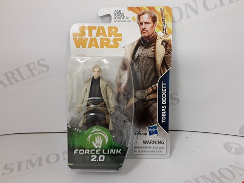 Lot 7175 STAR WARS FORCE LINK 2.0 TOBIAS BECKETT ACTION FIGURE